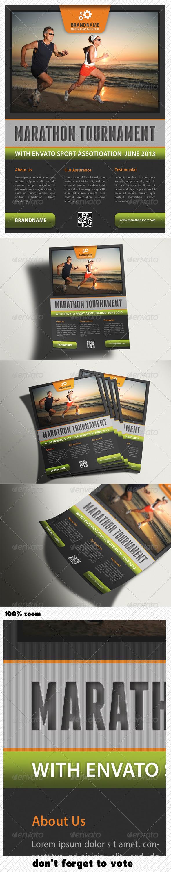 GraphicRiver Sport Multipurpose Flyer 5019800
