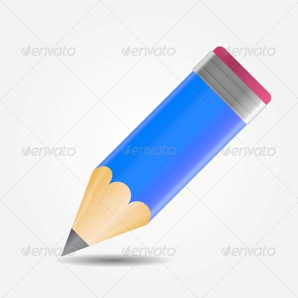 GraphicRiver Drawing and Writing Tools Icon Vector Illustration 5075682
