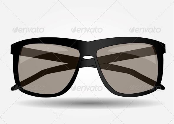 GraphicRiver Sunglasses Icon 5075727