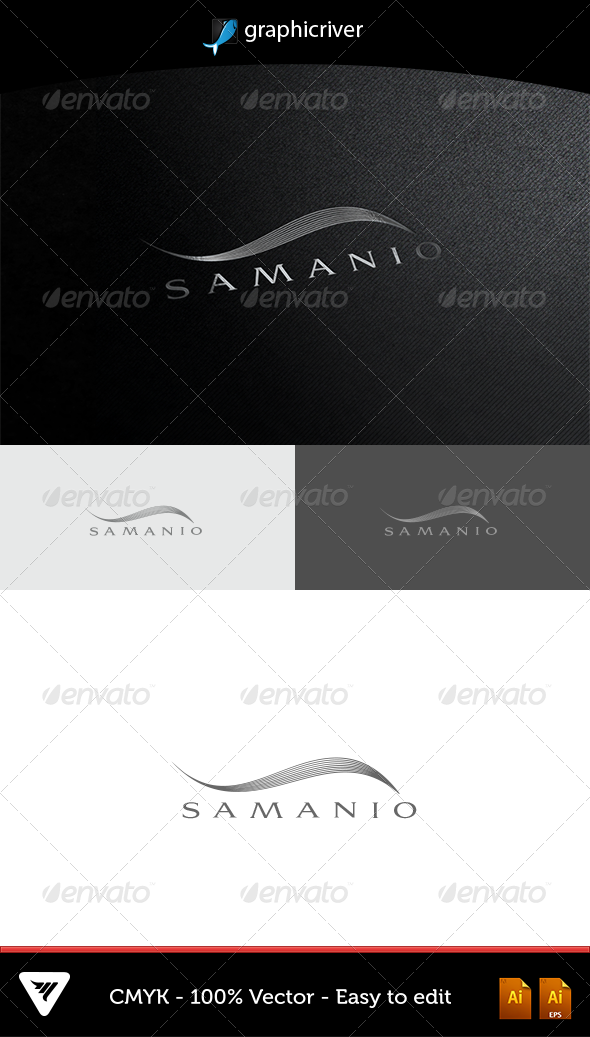 GraphicRiver Samanio 5075836