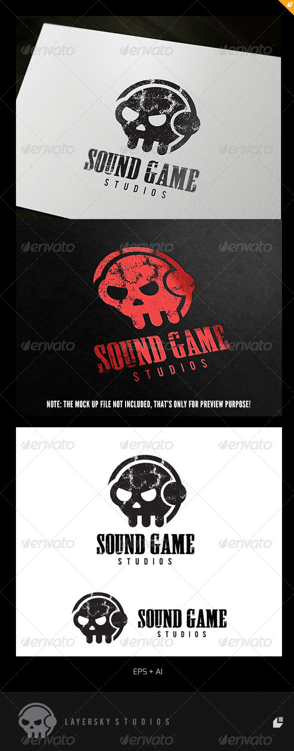 Game Sound Logo