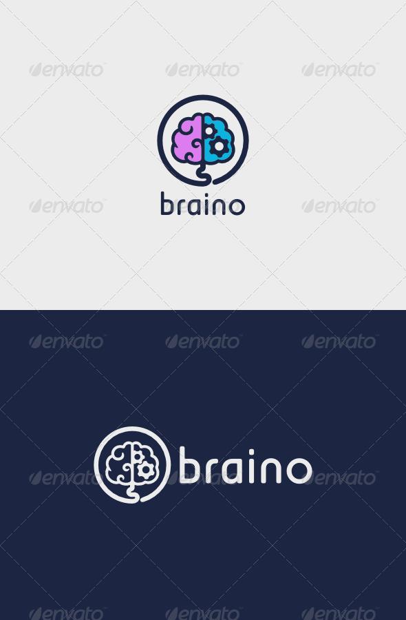 GraphicRiver Braino Logo 5062368
