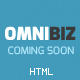 OmniBiz - Responsive Coming Soon Website Template - ThemeForest Item for Sale