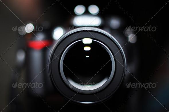 PhotoDune Digital Photo Camera Closeup 521638