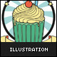Hand Drawn Retro Milkshake Illustration - GraphicRiver Item for Sale