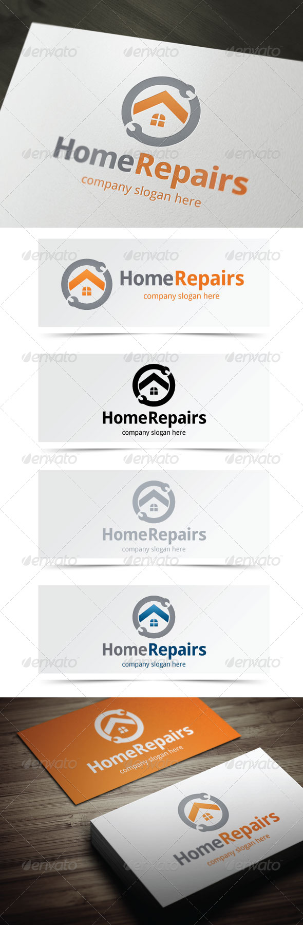 GraphicRiver Home Repairs 5080841