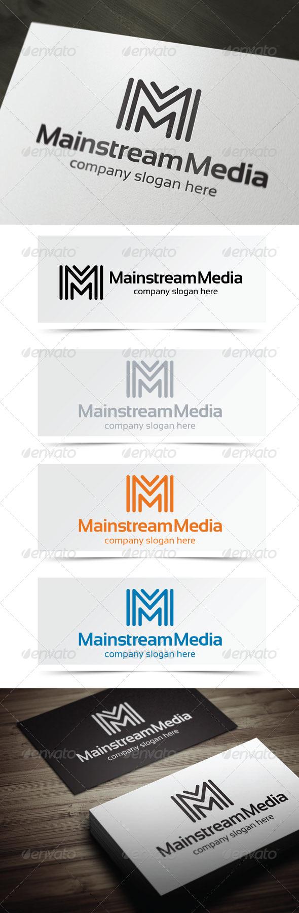 GraphicRiver Mainstream Media 5080853