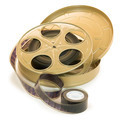 35mm Film In Reel And Its Can 07 - PhotoDune Item for Sale