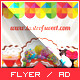 Corporate Flyer - Candy Love - GraphicRiver Item for Sale