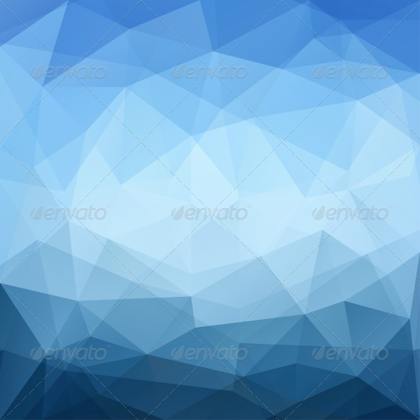 GraphicRiver Abstract Blue Background 5082848