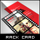 Ultimate Movie/Photography/Image - Rack Card Flyer - GraphicRiver Item for Sale
