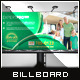 Multipurpose Corporate Billboard - Pro Branding - GraphicRiver Item for Sale