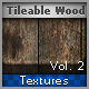 Tileable Wood Textures Vol. 2 - GraphicRiver Item for Sale