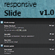 responsive Slide notification