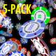 Strike Lightnings - Pack of 10 - 72