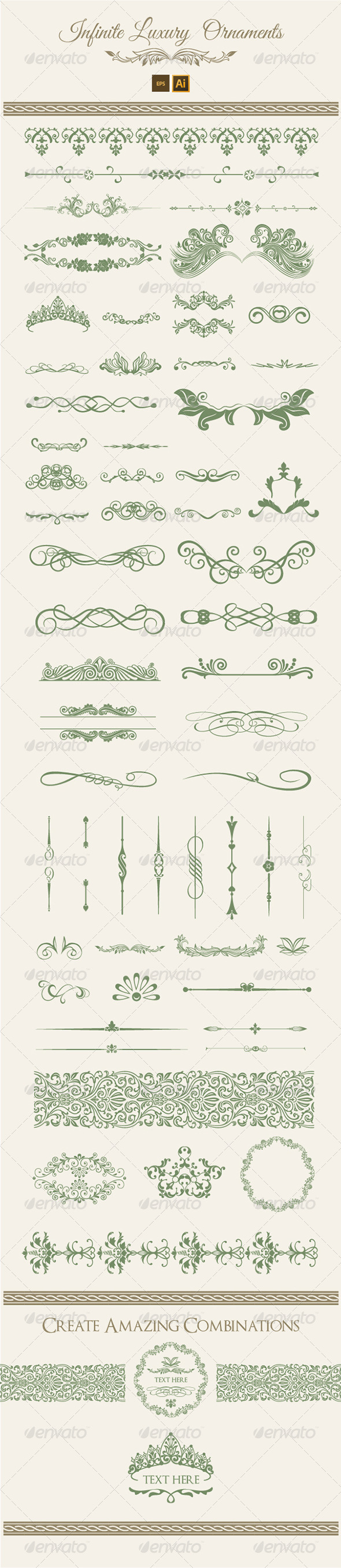 GraphicRiver Infinite Luxury Decoration 5073124