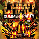 Camo Party Flyer Template - GraphicRiver Item for Sale