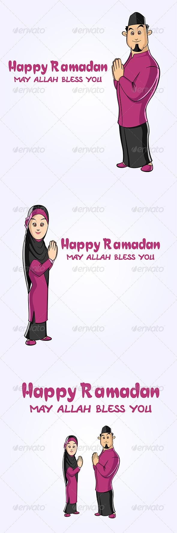 GraphicRiver Ramadan Greeting 5087966