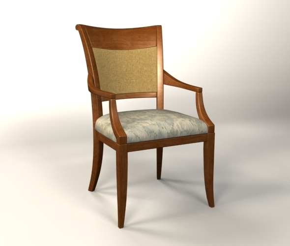3DOcean Dining Chair 5088786