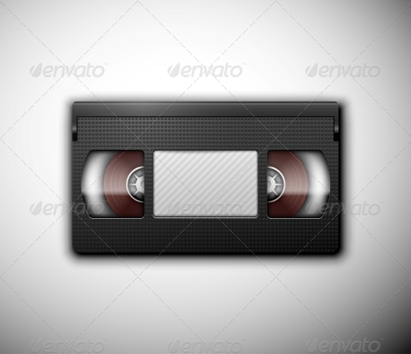 GraphicRiver Videotape 5089021