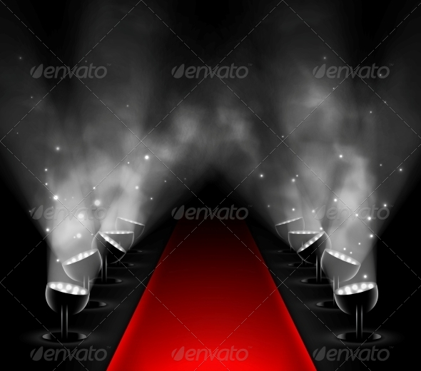 GraphicRiver Red Carpet 5089027