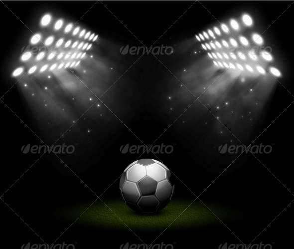 GraphicRiver Soccer Ball 5089058