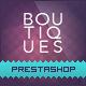 Responsive PrestaShop Template – ET Boutique  Free Download