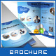 Cloud Hosting Service - A4 Bi-Fold Brochure - GraphicRiver Item for Sale