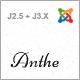 Anthe :: Joomla  Free Download