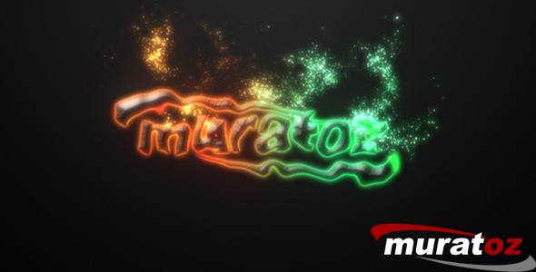 After Effects Project - VideoHive Particle Logo 523833