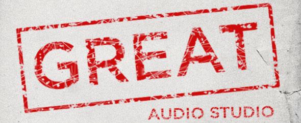 GreatAudioStudio