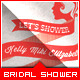 Bridal Shower - Dreaming Ribbon - GraphicRiver Item for Sale