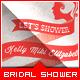 Bridal Shower - Dreaming Ribbon - GraphicRiver Item for Sale