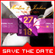 Wedding - Save the Date - Love Tape - GraphicRiver Item for Sale