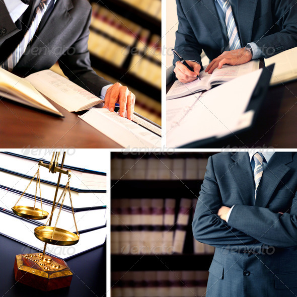 Lawyer - Stock Photo - Images