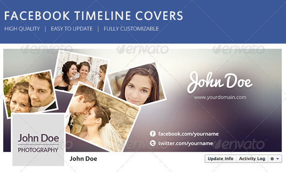GraphicRiver Facebook Timeline 5078846