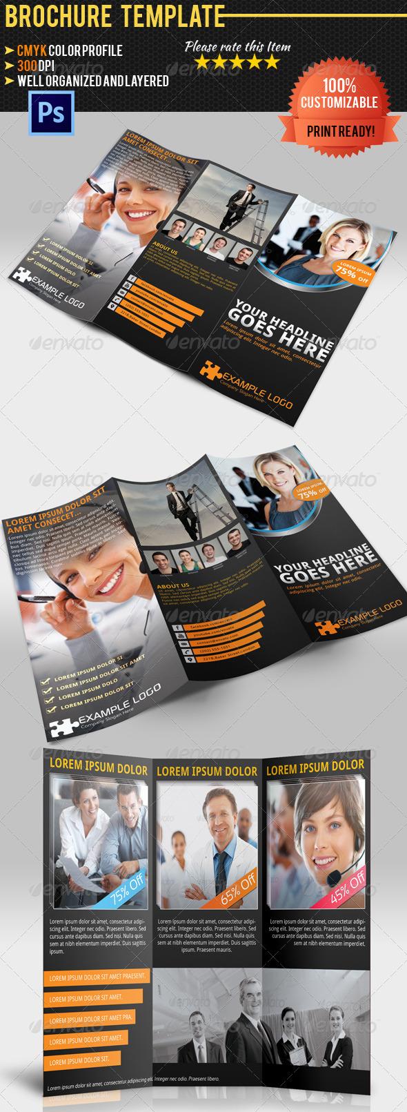 GraphicRiver Tri-Fold Corporate Business Brochure 06 5011474