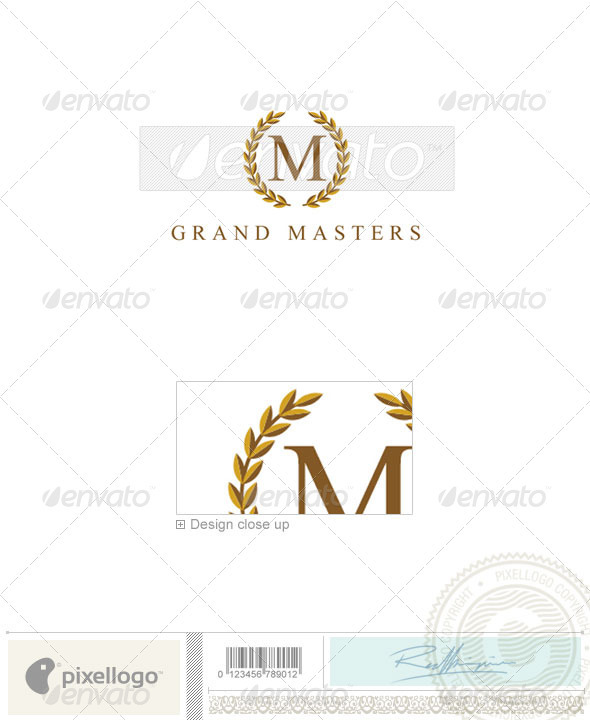 Business & Finance Logo 906