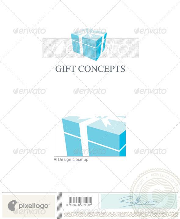 GraphicRiver Gift Logo 416 524484