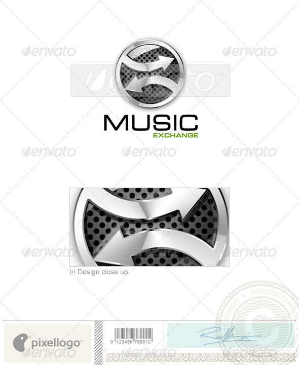 Activities & Leisure Logo - 3D-608 - 3d Abstract