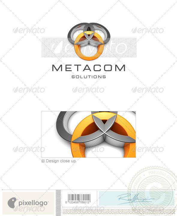 Technology Logo - 3D-409