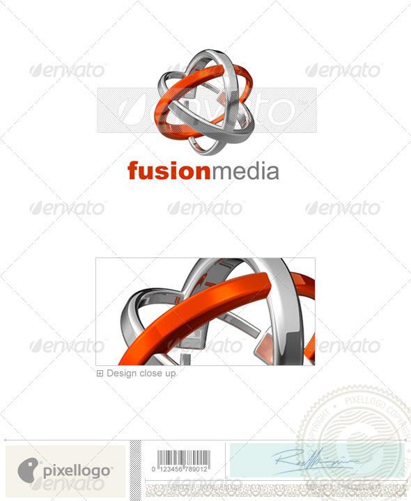 Technology Logo - 3D-550