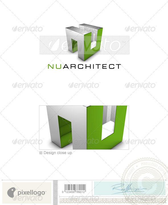 Home & Office Logo - 3D-647