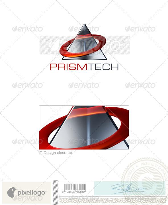 Technology Logo - 3D-492