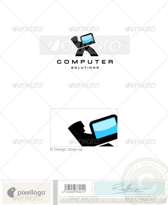 Technology Logo - 945