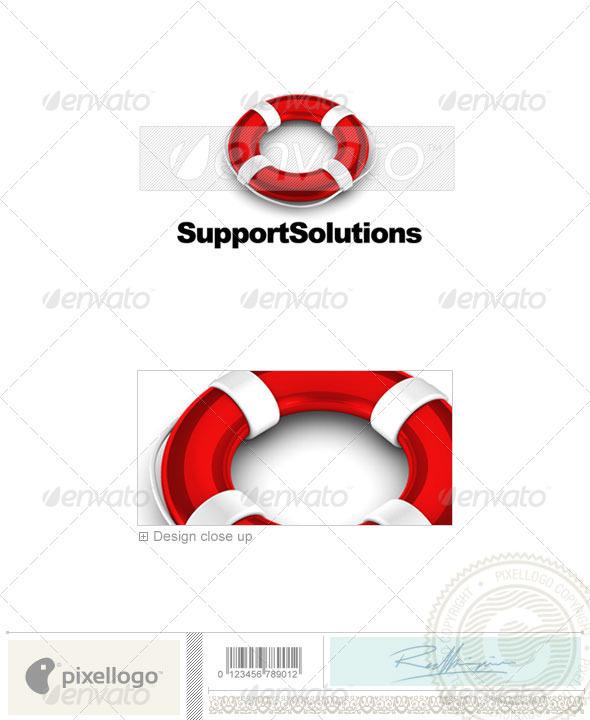 GraphicRiver Nature & Animals Logo 3D-584 524723
