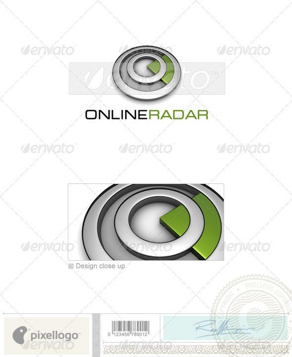 Technology Logo - 3D-634