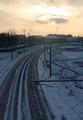 Rails and sun - PhotoDune Item for Sale