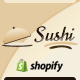 Sushi - Food & Restaurant Shopify Theme - ThemeForest Item for Sale