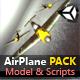 WWII Airplane Messerschmitt BF109 - ActiveDen Item for Sale